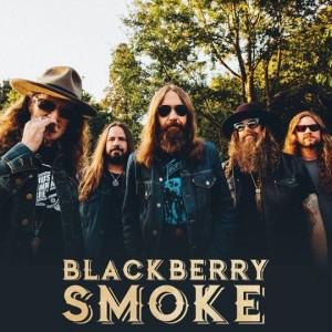 Blackberry Smoke fabrique 11 marzo 2017
