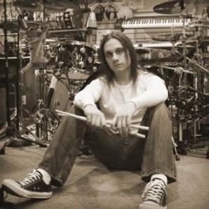 Jordan Cannata drummer Adrenaline Mob