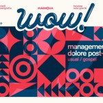 Wow Festival Management Del Dolore Post-Operatorio 15 marzo 2017