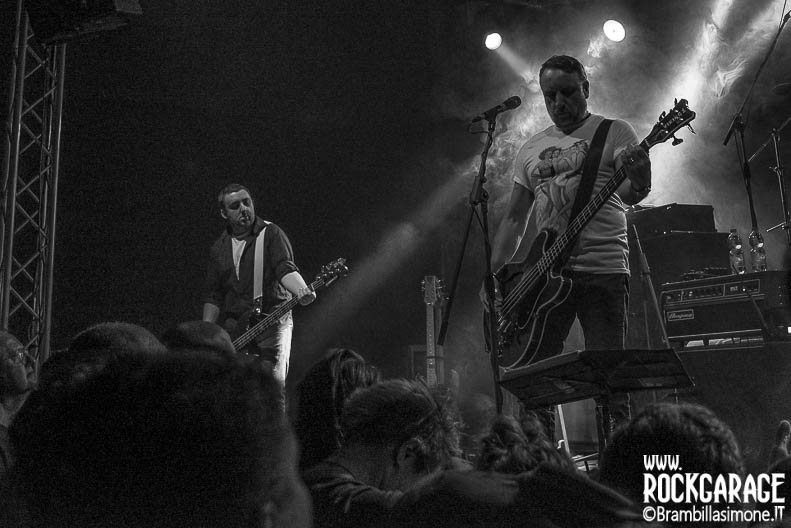 Peter Hook & The Light live at Druso (BG) 08-04-2017