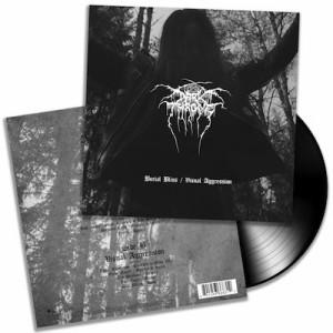 Darkthrone - Burial Bliss Visual Aggression