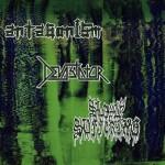 AntagonismDevastatorSlowly Suffering - Split album