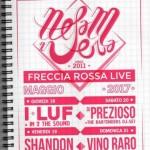 Frecciarossa Live sesta edizione dal 18 al 21 maggio 2017
