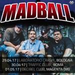 Madball magenta 1 maggio 2017