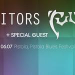 Pistoia Blues il 6 luglio Editors e The Cult