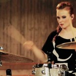 Anika Nilles drum camp