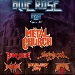 BLUE ROSE FEST Open METAL CHURCH 2017