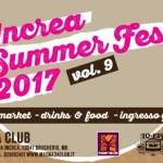 Increa Summer Fest 2017 8 luglio 2017