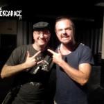 Intervista di Piero Di Battista e Isaac Delahaye chitarra degli Epica