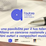 L'Autore concorso musicale giorani artisti 2017