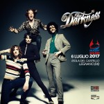 The Darkness Black Banana legnano Rugby sound 2017