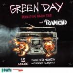 i-days Green Day + Raincid + Tre Allegri Ragazzi Morti + Shandon@I-days 2017 (MB) 15 giugno 2017