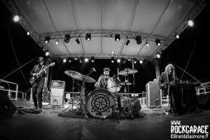 Fuzz Orchestra live at Rock sul Serio festival (BG) 20-07-2017
