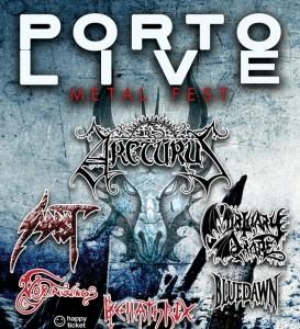 Porto Live Metal Fest I edizione