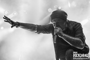 Bergamo, Italy. 5st August 2017. Rock Metal band Eluveitie performs at the Metal for Emergency in Filagosto Festival. Brambilla Simone Photography Live News