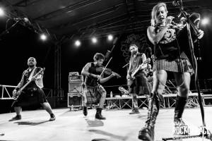 The Clan at Malpaga Sounds 2017