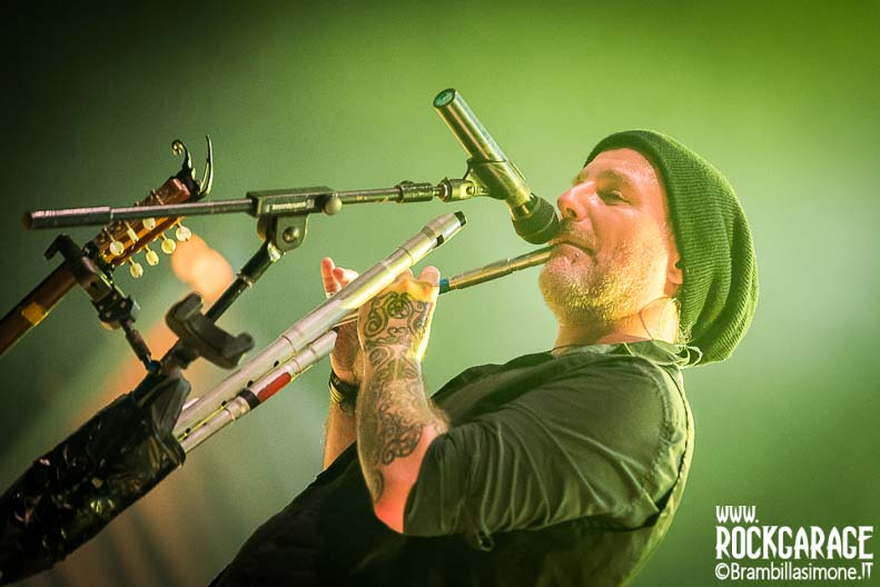 Eluveitie at Metal for Emergency (Filagosto Festival) 05-07-2017