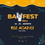Bay Fest Rise Against 2017 3 giorno