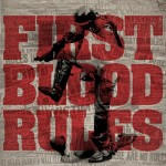 First Blood Rules copertina