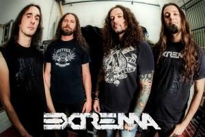 Extrema new line-up