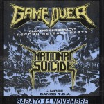 game over release party con national suicide