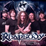 Rhapsody farewell toru 2017 20 anniversary