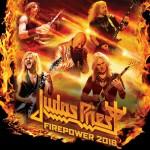 Judas Priest - Firepower 2018