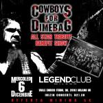 cowboys for dimebag benefico legend 2017