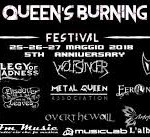 Metal Queen's Burning Night Festival 5 edizione 2018