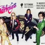 The Darkness live Italia 2018