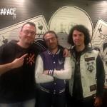Intervista con Ozzo con Piero Di Battista e Marcello Zinno
