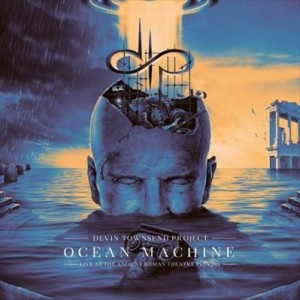 devin townsend Ocean Machine – Live at the Ancient Roman Theatre Plovdiv