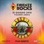 Firenze Rocks - Day 2@Visarno Arena (FI) Guns N Roses