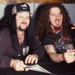 Morto Vincent Abbott ex batterista dei Pantera insieme al fratello