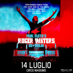 Roger Waters Circo Massimo 2018 Roma