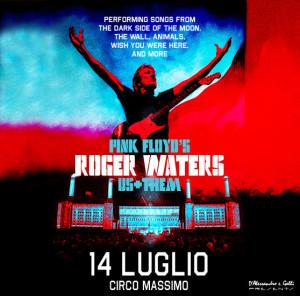 Roger Waters Circo Massimo 2018 Roma