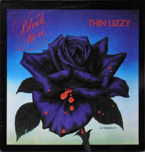 Thin Lizzy - Black Rose A Rock Legend