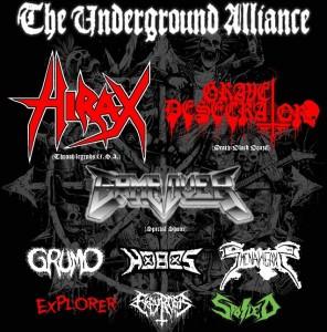 underground alliance 2018