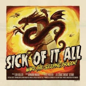 SICK OF IT ALL Wake The Sleeping Dragon!