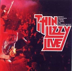 Thin Lizzy - BBC Radio One Live In Concert
