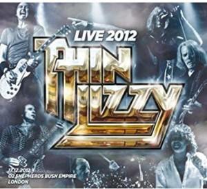 Thin Lizzy - Thin Lizzy Live 2012-02 Shepherds Bush Empire Vol. 1