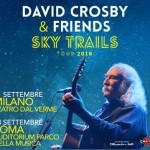 David Crosby & Friends Auditorium Roma