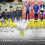 P.O.D. e Alien Ant Farm a febbraio in Italia