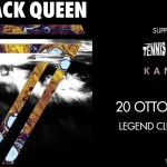 The Black Queen+Tennis System+Kanga Guests Legend Club (MI)
