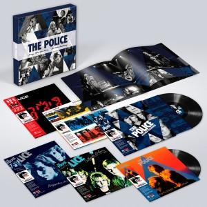 The Police complete boxset