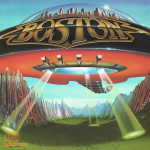 Boston - Don't Look Back cover