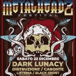 Parma Metal Headz Festival 22 dicembre 2018
